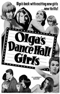 Olga's Dance Hall Girls - 11 x 17 Movie Poster - Style A