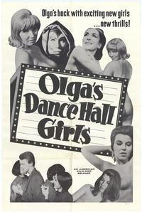Olga's Dance Hall Girls - 43 x 62 Movie Poster - Bus Shelter Style A