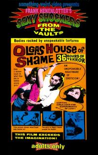 Olga's House of Shame - 11 x 17 Movie Poster - Style A