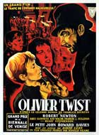 Oliver Twist - 11 x 17 Movie Poster - French Style A
