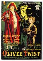 Oliver Twist - 27 x 40 Movie Poster - Spanish Style A
