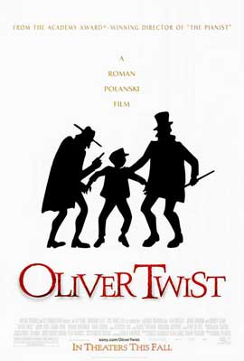 Oliver Twist - 11 x 17 Movie Poster - Style A