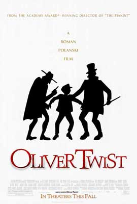 Oliver Twist - 27 x 40 Movie Poster - Style A