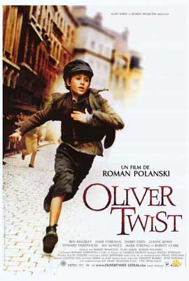 Oliver Twist - 27 x 40 Movie Poster - French Style A