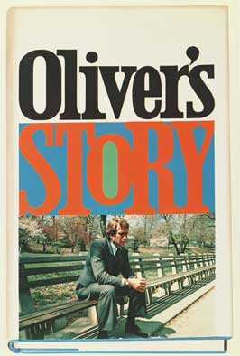 Oliver's Story - 27 x 40 Movie Poster - Style B