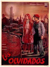 Olvidados, Los - 43 x 62 Movie Poster - Bus Shelter Style A