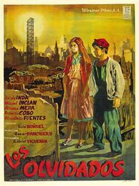 Olvidados, Los - 11 x 17 Movie Poster - Spanish Style A