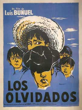 Olvidados, Los - 27 x 40 Movie Poster - French Style A