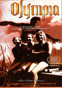 Olympia Part Two: Festival of Beauty - 11 x 17 Movie Poster - Russian Style A