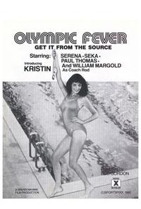 Olympic Fever - 27 x 40 Movie Poster - Style A