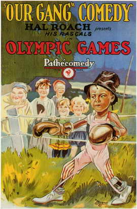 Olympic Games - 11 x 17 Movie Poster - Style A