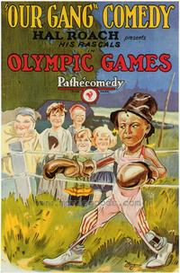 Olympic Games - 43 x 62 Movie Poster - Bus Shelter Style A