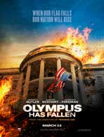 Olympus Has Fallen - 11 x 17 Movie Poster - Style B