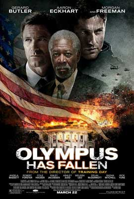 Olympus Has Fallen - 27 x 40 Movie Poster - Style A