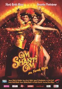 Om Shanti Om - 27 x 40 Movie Poster - Polish Style A