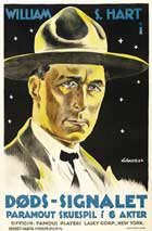 O'Malley of the Mounted - 11 x 17 Movie Poster - Danish Style A