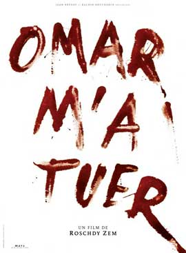 Omar m'a tuer - 27 x 40 Movie Poster - French Style A