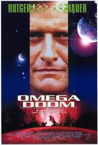 Omega Doom - 27 x 40 Movie Poster - Style A