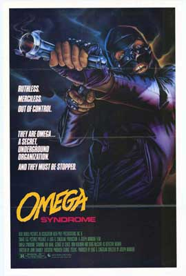 Omega Syndrome - 11 x 17 Movie Poster - Style A
