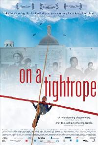 On a Tightrope - 11 x 17 Movie Poster - Style A