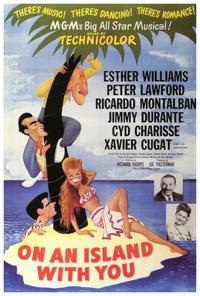 On an Island With You - 27 x 40 Movie Poster - Style A