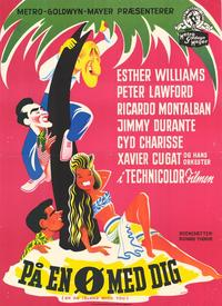 On an Island With You - 27 x 40 Movie Poster - Foreign - Style A