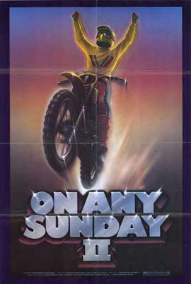 On Any Sunday II - 11 x 17 Movie Poster - Style A