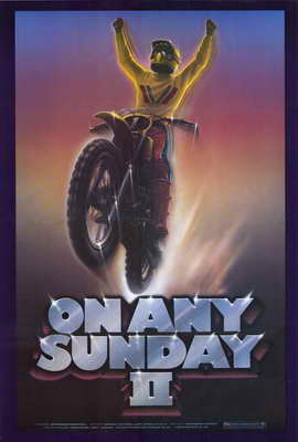 On Any Sunday II - 27 x 40 Movie Poster - Style A