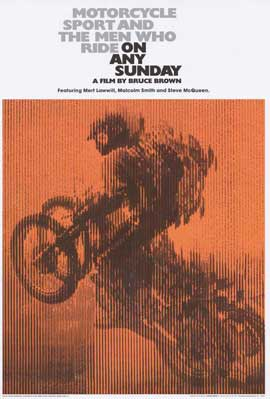 On Any Sunday - 11 x 17 Movie Poster - Style E