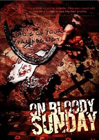 On Bloody Sunday - 27 x 40 Movie Poster - Style A