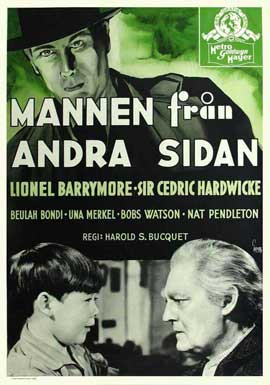 On Borrowed Time - 11 x 17 Movie Poster - Swedish Style A