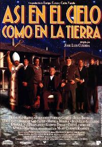 On Earth as It Is in Heaven - 11 x 17 Movie Poster - Spanish Style A