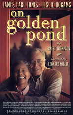 On Golden Pond (Broadway) - 11 x 17 Poster - Style A