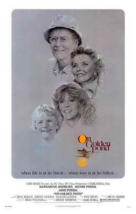 On Golden Pond - 11 x 17 Movie Poster - Style A