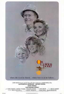 On Golden Pond - 27 x 40 Movie Poster - Style A