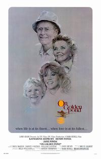 On Golden Pond - 11 x 17 Movie Poster - Style A - Museum Wrapped Canvas
