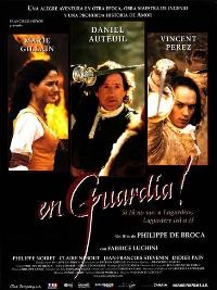 On Guard - 11 x 17 Movie Poster - Spanish Style A
