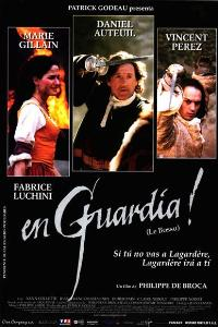 On Guard - 11 x 17 Movie Poster - Spanish Style B