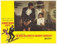 On Her Majesty's Secret Service - 11 x 14 Movie Poster - Style H