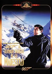 On Her Majesty's Secret Service - 11 x 17 Movie Poster - Spanish Style A