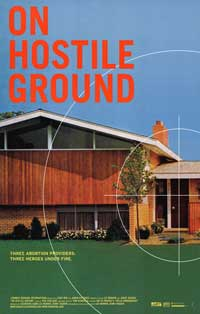 On Hostile Ground - 11 x 17 Movie Poster - Style A
