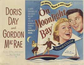 On Moonlight Bay - 11 x 14 Movie Poster - Style A