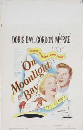 On Moonlight Bay - 11 x 17 Movie Poster - Style B