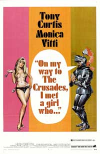 On My Way to The Crusades, I Met a Girl Who - 27 x 40 Movie Poster - Style A