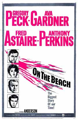 On the Beach - 11 x 17 Movie Poster - Style A