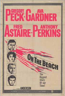 On the Beach - 11 x 17 Movie Poster - Style C
