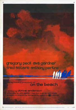 On the Beach - 11 x 17 Movie Poster - Style B