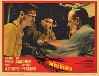 On the Beach - 11 x 14 Movie Poster - Style D