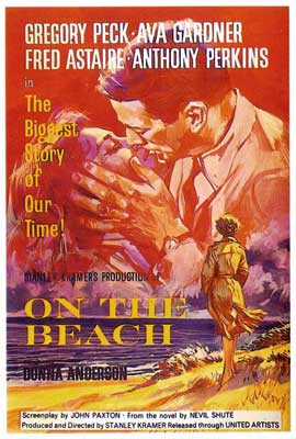 On the Beach - 11 x 17 Movie Poster - Style E