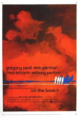 On the Beach - 27 x 40 Movie Poster - Style C